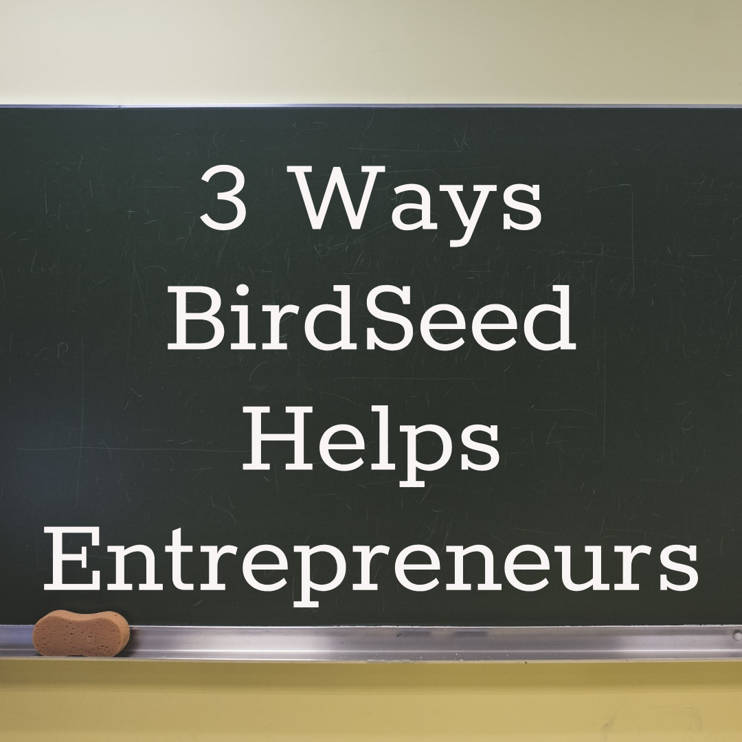 birdseed helps businesses